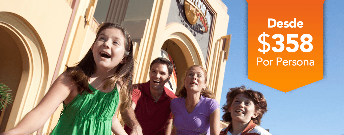 Universal Studios 3 dias - OrlandoVacation
